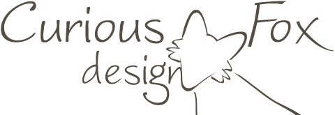 Curious Fox Design logo